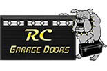 RC GARAGE DOORS logo