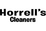 HORRELL'S CLEANERS logo