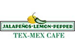 JALAPENOS LEMON PEPPER TEX-MEX CAFE logo
