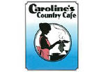 CAROLINE'S COUNTRY CAFE logo
