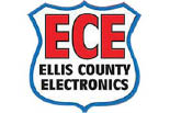 ELLIS COUNTY ELECTRONICS logo