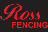 ROSS FENCING logo