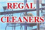 REGAL CLEANERS logo