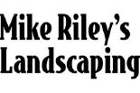 MIKE RILEY'S LANDSCAPING logo