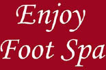 ENJOY FOOT SPA logo