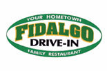 FIDALGO DRIVE-IN FAMILY RESTAURANT logo
