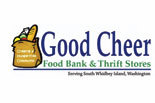 Good Cheer Thrift Store logo