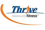 THRIVE COMMUNITY FITNESS - OAK HARBOR logo