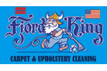 FJORD KING CARPET CLEANING logo