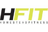 HOMESTEAD FITNESS CLUB logo