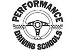 PERFORMANCE DRIVING SCHOOL logo