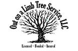 OUT ON A LIMB TREE SERVICE logo