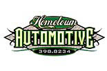 HOMETOWN AUTOMOTIVE logo