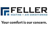 FELLER HEATING & AIR logo