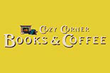 COZY CORNER BOOKS & COFFEE logo
