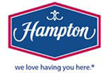 HAMPTON INN BELLINGHAM AIRPORT logo