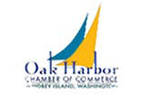 OAK HARBOR CHAMBER logo