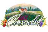 CASSOULET CAFE logo
