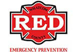 WHATCOM COUNTY RED SERVICES logo