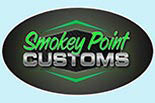 SMOKEY POINT CUSTOMS logo