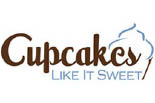CUPCAKES LIKE IT SWEET logo