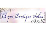 CHIQUE BOUTIQUE SALON logo
