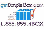 SIMPLE BOX STORAGE logo