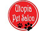 UTOPIA PET SALON logo