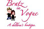 BRATZ IN VOGUE logo