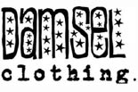 DAMSEL CLOTHING logo