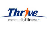 THRIVE FITNESS GYM OAK HARBOR logo