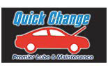 QUICK CHANGE logo