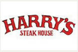 HARRY'S STEAK HOUSE logo
