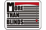 MORE THAN BLINDS logo