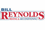 BILL REYNOLDS HEATING/AIR logo