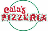 CALA'S PIZZA logo