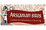 ARSLANIAN BROS. CARPET CLEANING logo
