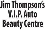 V.I.P. AUTO BEAUTY CENTRE logo