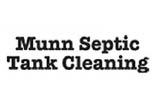 MUNN SEPTIC TANK CLEANING logo