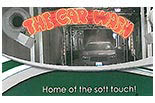 THE CAR WASH logo