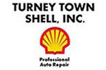 TURNEY TOWN SHELL & BRAKE logo