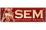 SOUTHEAST METALS logo