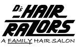 D'S HAIR RAZORS logo