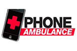 PHONE AMBULANCE logo