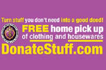 DONATESTUFF.COM-PURPLE HEARTS logo