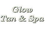 GLOW TAN & SPA logo