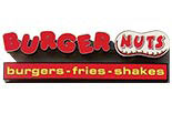 BURGER NUTS logo