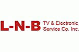 L-N-B TV REPAIR logo