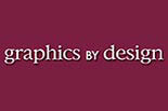 GRAPHICS BY DESIGN logo