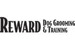REWARD DOG GROOMING & TRAINING logo